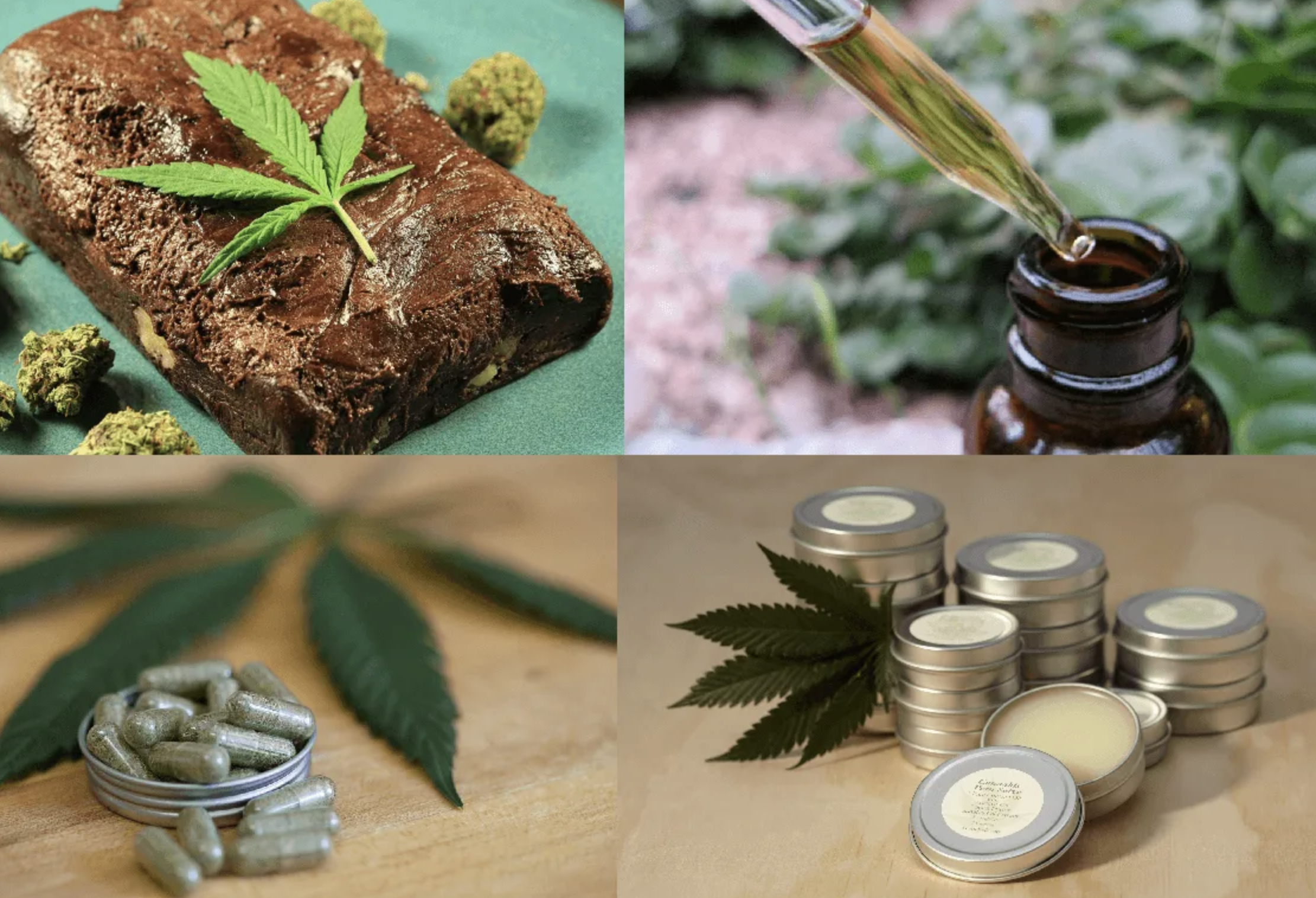 Alternative ways to use cannabis